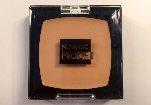 Numeric Proof Concealer